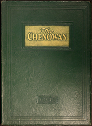 1931 Edition, Chenoa High School - Chenowan Yearbook (Chenoa, IL)