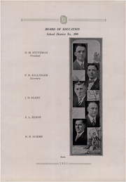 Page 11, 1931 Edition, Chenoa High School - Chenowan Yearbook (Chenoa, IL) online yearbook collection