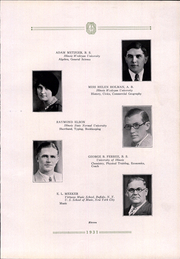 Page 15, 1931 Edition, Chenoa High School - Chenowan Yearbook (Chenoa, IL) online yearbook collection