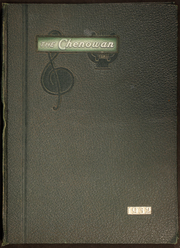 1932 Edition, Chenoa High School - Chenowan Yearbook (Chenoa, IL)