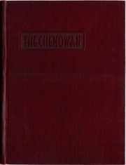 1939 Edition, Chenoa High School - Chenowan Yearbook (Chenoa, IL)