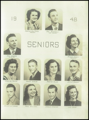 Page 17, 1948 Edition, North Clay High School - Cardinal Yearbook (Louisville, IL) online yearbook collection