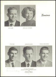 Page 10, 1956 Edition, Greenfield Community High School - Shere Khan Yearbook (Greenfield, IL) online yearbook collection