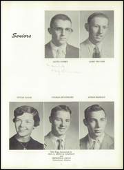 Page 13, 1956 Edition, Greenfield Community High School - Shere Khan Yearbook (Greenfield, IL) online yearbook collection