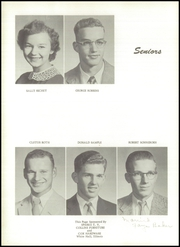 Page 14, 1956 Edition, Greenfield Community High School - Shere Khan Yearbook (Greenfield, IL) online yearbook collection