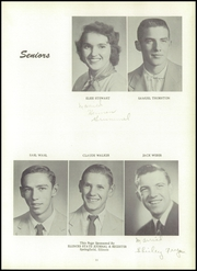 Page 15, 1956 Edition, Greenfield Community High School - Shere Khan Yearbook (Greenfield, IL) online yearbook collection
