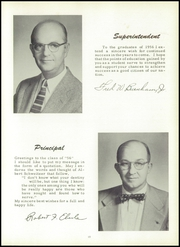 Page 17, 1956 Edition, Greenfield Community High School - Shere Khan Yearbook (Greenfield, IL) online yearbook collection