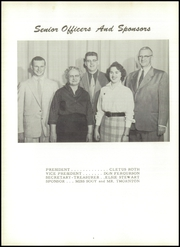 Page 8, 1956 Edition, Greenfield Community High School - Shere Khan Yearbook (Greenfield, IL) online yearbook collection