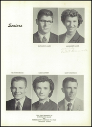 Page 9, 1956 Edition, Greenfield Community High School - Shere Khan Yearbook (Greenfield, IL) online yearbook collection