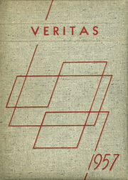 1957 Edition, Aquin High School - Veritas Yearbook (Freeport, IL)