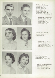 Aquin High School - Veritas Yearbook (Freeport, IL) online yearbook collection, 1957 Edition, Page 16