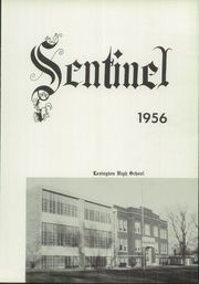 Page 7, 1956 Edition, Lexington High School - Sentinel Yearbook (Lexington, IL) online yearbook collection