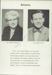 Page 9, 1956 Edition, Lexington High School - Sentinel Yearbook (Lexington, IL) online yearbook collection