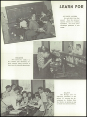 Page 14, 1958 Edition, Bement High School - BIM Yearbook (Bement, IL) online yearbook collection