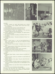 Page 9, 1958 Edition, Bement High School - BIM Yearbook (Bement, IL) online yearbook collection