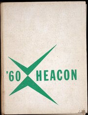 Alden Hebron High School - Heacon Yearbook (Hebron, IL) online yearbook collection, 1960 Edition, Page 1
