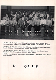 Alden Hebron High School - Heacon Yearbook (Hebron, IL) online yearbook collection, 1962 Edition, Page 53