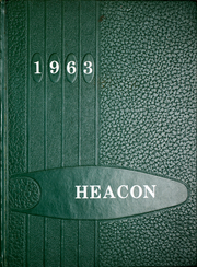 Alden Hebron High School - Heacon Yearbook (Hebron, IL) online yearbook collection, 1963 Edition, Page 1