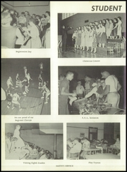 Page 10, 1959 Edition, Oblong Township High School - Panthers Tale Yearbook (Oblong, IL) online yearbook collection