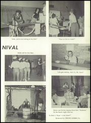 Page 13, 1959 Edition, Oblong Township High School - Panthers Tale Yearbook (Oblong, IL) online yearbook collection