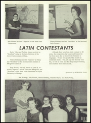 Page 15, 1959 Edition, Oblong Township High School - Panthers Tale Yearbook (Oblong, IL) online yearbook collection