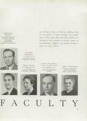 Page 15, 1942 Edition, Fairbury Cropsey High School - Crier Yearbook (Fairbury, IL) online yearbook collection