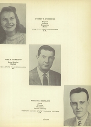 Page 15, 1950 Edition, Fairbury Cropsey High School - Crier Yearbook (Fairbury, IL) online yearbook collection