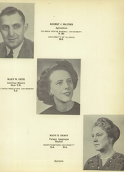 Page 17, 1950 Edition, Fairbury Cropsey High School - Crier Yearbook (Fairbury, IL) online yearbook collection