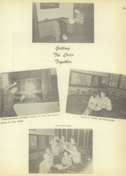 Page 9, 1950 Edition, Fairbury Cropsey High School - Crier Yearbook (Fairbury, IL) online yearbook collection
