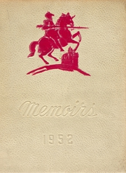 Alexis High School - Memoirs Yearbook (Alexis, IL) online yearbook collection, 1952 Edition, Page 1
