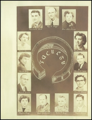 Page 13, 1952 Edition, Alexis High School - Memoirs Yearbook (Alexis, IL) online yearbook collection