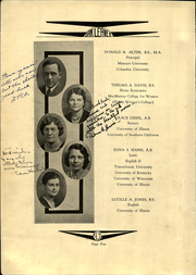 Page 16, 1931 Edition, Oakland Township High School - Oak Leaves Yearbook (Oakland, IL) online yearbook collection
