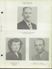 Page 13, 1950 Edition, Cisne High School - Echo Yearbook (Cisne, IL) online yearbook collection
