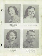 Page 17, 1950 Edition, Cisne High School - Echo Yearbook (Cisne, IL) online yearbook collection