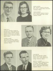 Page 10, 1956 Edition, Clay City High School - Claytonian Yearbook (Clay City, IL) online yearbook collection