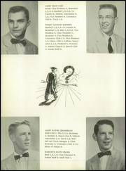Page 12, 1956 Edition, Clay City High School - Claytonian Yearbook (Clay City, IL) online yearbook collection