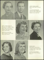 Page 16, 1956 Edition, Clay City High School - Claytonian Yearbook (Clay City, IL) online yearbook collection