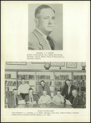 Page 8, 1956 Edition, Clay City High School - Claytonian Yearbook (Clay City, IL) online yearbook collection