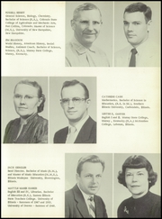 Page 9, 1956 Edition, Clay City High School - Claytonian Yearbook (Clay City, IL) online yearbook collection