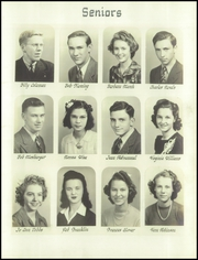 Page 15, 1943 Edition, Grayville High School - Gusher Yearbook (Grayville, IL) online yearbook collection