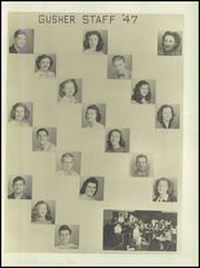 Page 11, 1947 Edition, Grayville High School - Gusher Yearbook (Grayville, IL) online yearbook collection