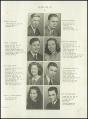 Page 15, 1947 Edition, Grayville High School - Gusher Yearbook (Grayville, IL) online yearbook collection