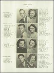 Page 17, 1947 Edition, Grayville High School - Gusher Yearbook (Grayville, IL) online yearbook collection