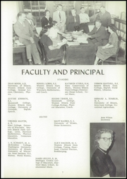Page 11, 1953 Edition, Roseville High School - Rambler Yearbook (Roseville, IL) online yearbook collection