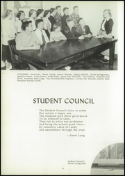 Page 12, 1953 Edition, Roseville High School - Rambler Yearbook (Roseville, IL) online yearbook collection