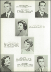 Page 16, 1953 Edition, Roseville High School - Rambler Yearbook (Roseville, IL) online yearbook collection