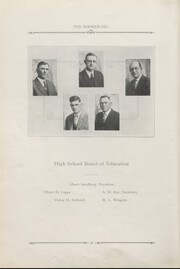Page 16, 1928 Edition, Avon High School - Boomerang Yearbook (Avon, IL) online yearbook collection