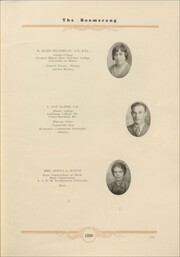 Page 17, 1930 Edition, Avon High School - Boomerang Yearbook (Avon, IL) online yearbook collection