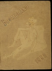 Page 1, 1952 Edition, Avon High School - Boomerang Yearbook (Avon, IL) online yearbook collection
