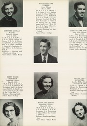 Page 10, 1953 Edition, Avon High School - Boomerang Yearbook (Avon, IL) online yearbook collection